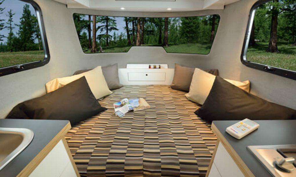 Rekord könnyű lakókocsit rakott össze az Airstream