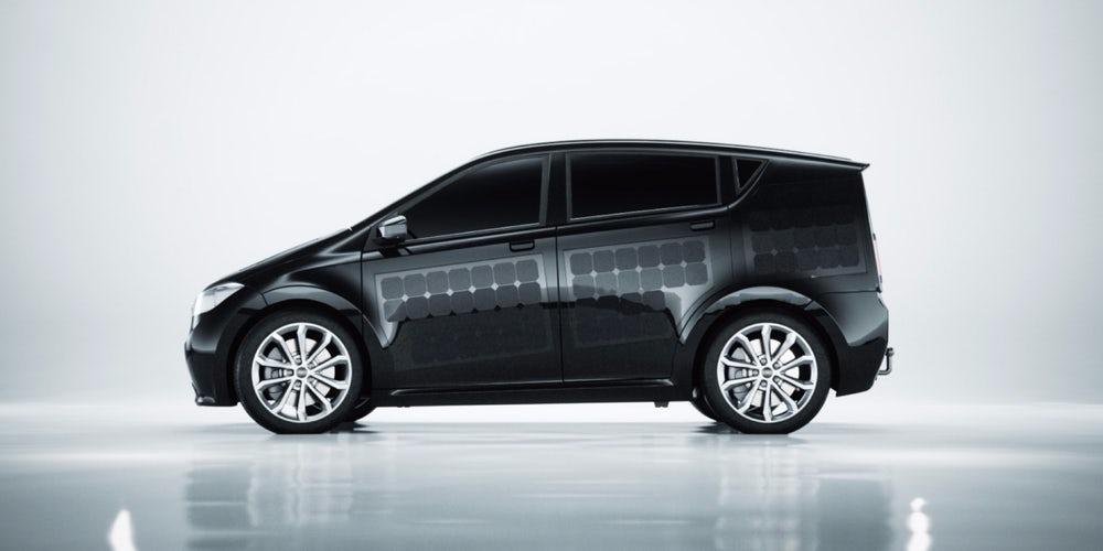 Előrendelhető a Sion, a napelemekkel borított elektromos autó