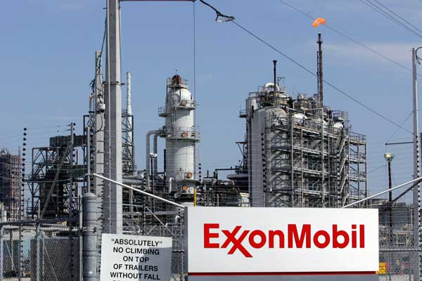 Az ExxonMobil is támogatja a szén adót