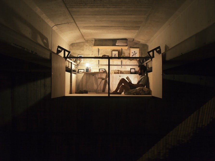 Híd alatti menedék Valenciában – Galéria