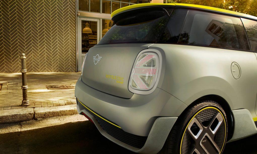 Új elektromos autóval állt elő a MINI