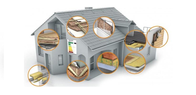 Szigeteléssel a szállópor koncentráció is csökkenthető