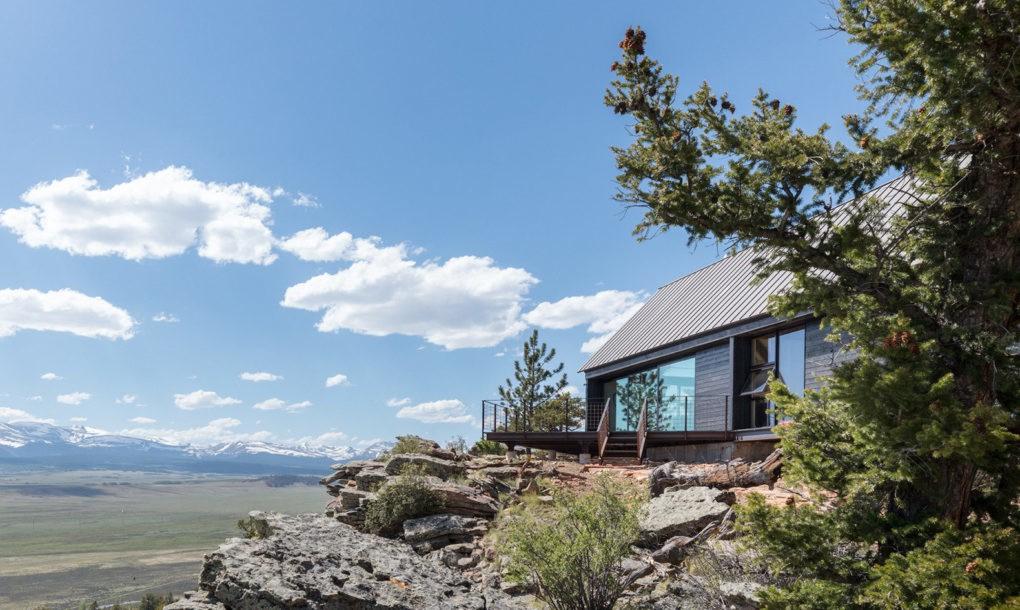Csodás kabin párost építettek Coloradoban