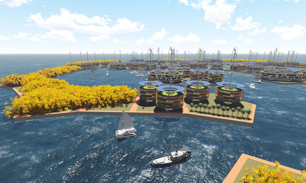 Floating-City-Circular-Buildings-1020x610