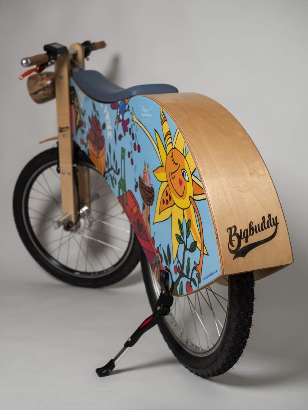 Bemutatkozik a Big Buddy Bike