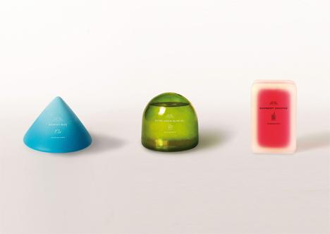 Biológiailag lebomló műanyag csomagolás, ami próbál a természet saját csomagolásához hasonlítani
