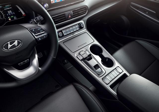 Megérkezett a Hyundai új elektromos autója