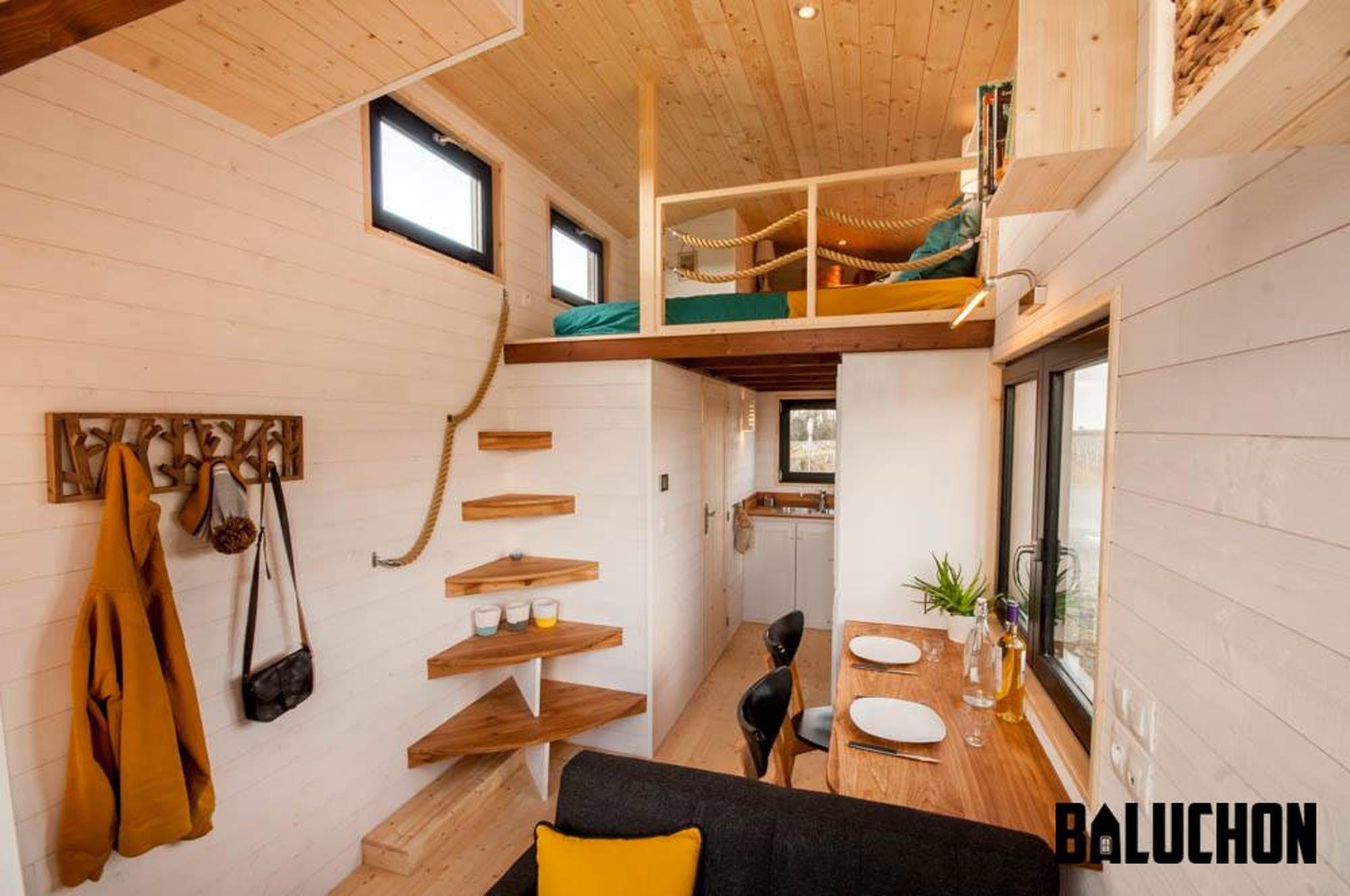 Mindössze 6 méteres ez a mutatós lakókocsi – Galéria