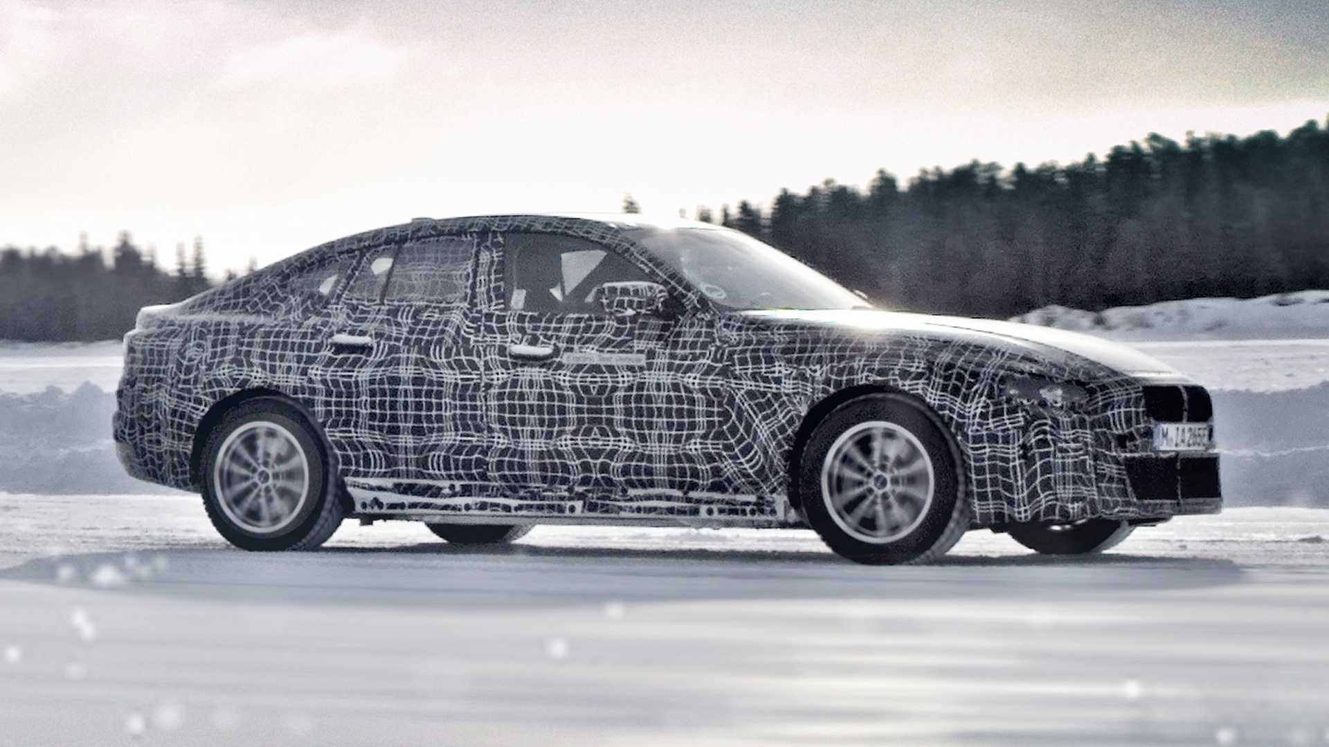 Már a sarkvidéken nyúzzák a BMW elektromos-meghajtású trióját